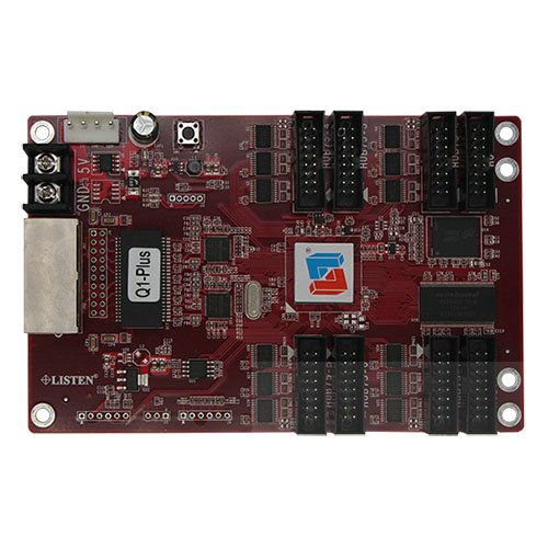 Listen Q1-Plus(75E) syn-asynchronous dual mode Video led screen card replace LS-Q1-75