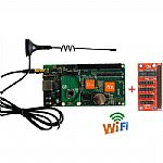 D30 HD-D30 WIFI wireless fullcolor LED video screen controller card